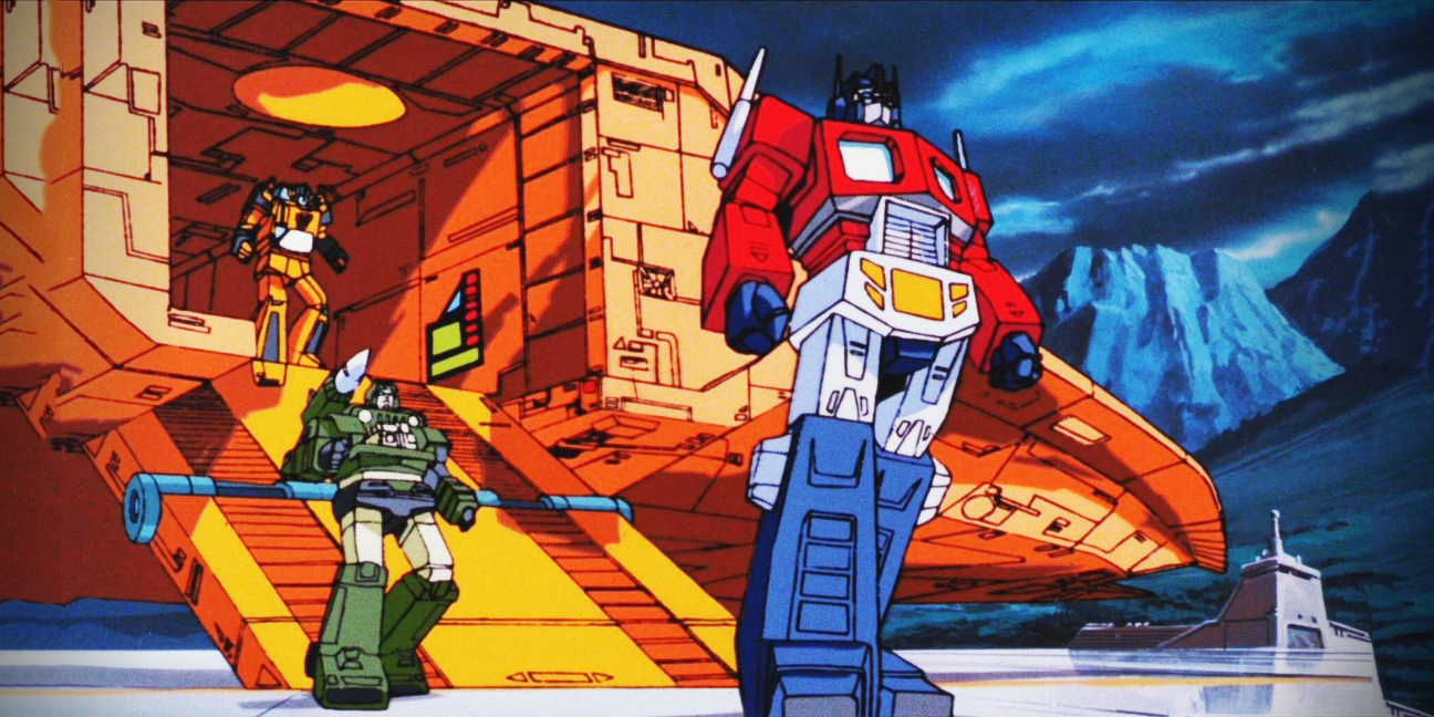 Transformers: The Movie (1986) 35mm Presentation