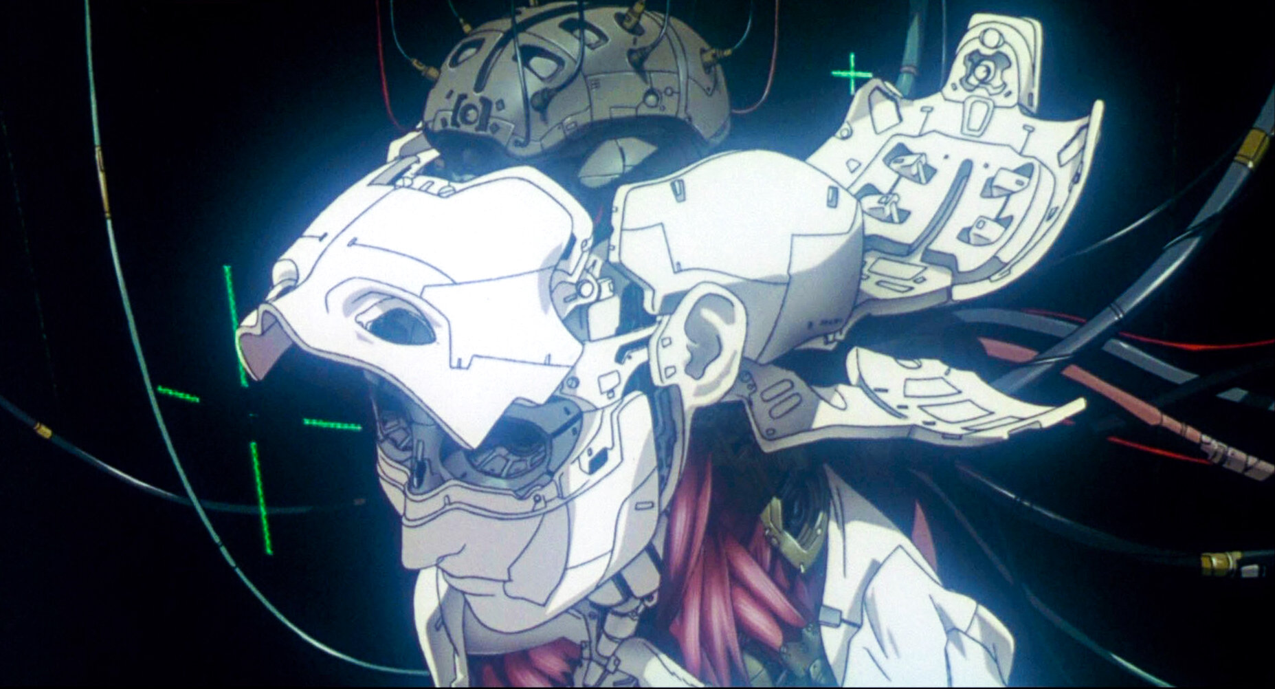 Late Night At The Parkway Ghost In The Shell 1995 Digital W Subtitles