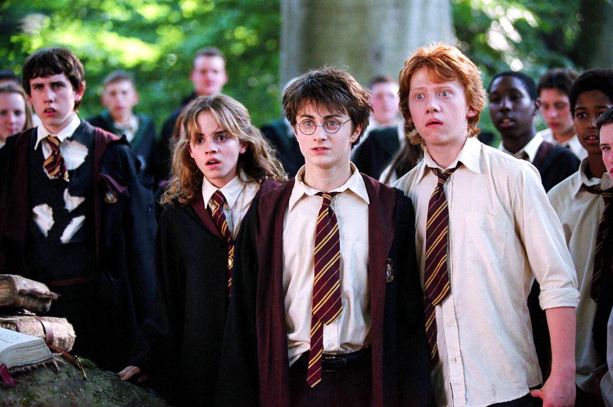 Harry Potter And The Prisoner Of Azkaban 2004 Digital