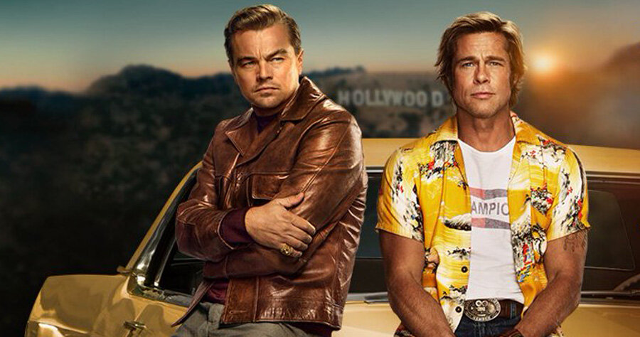 Postponed Once Upon A Time In Hollywood 2019 35mm Presentation