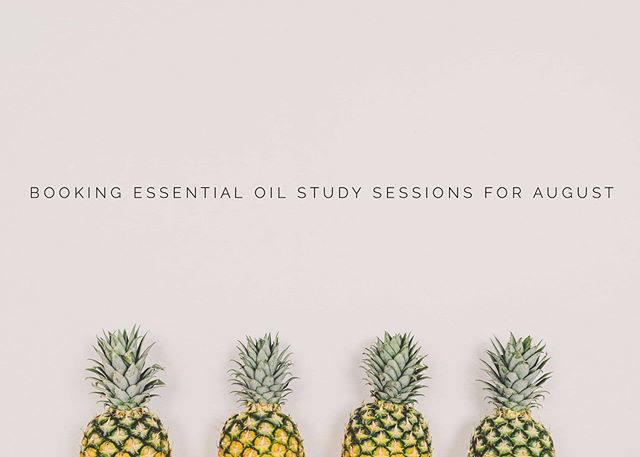 Hello! I will be booking 2-3 intimate study sessions for August (in person or online) - If there is a topic you would like to learn about - or perhaps you and a friend or 2! Message me for details 🌴🌞 Dates available: August 17th AM   August 18th AM