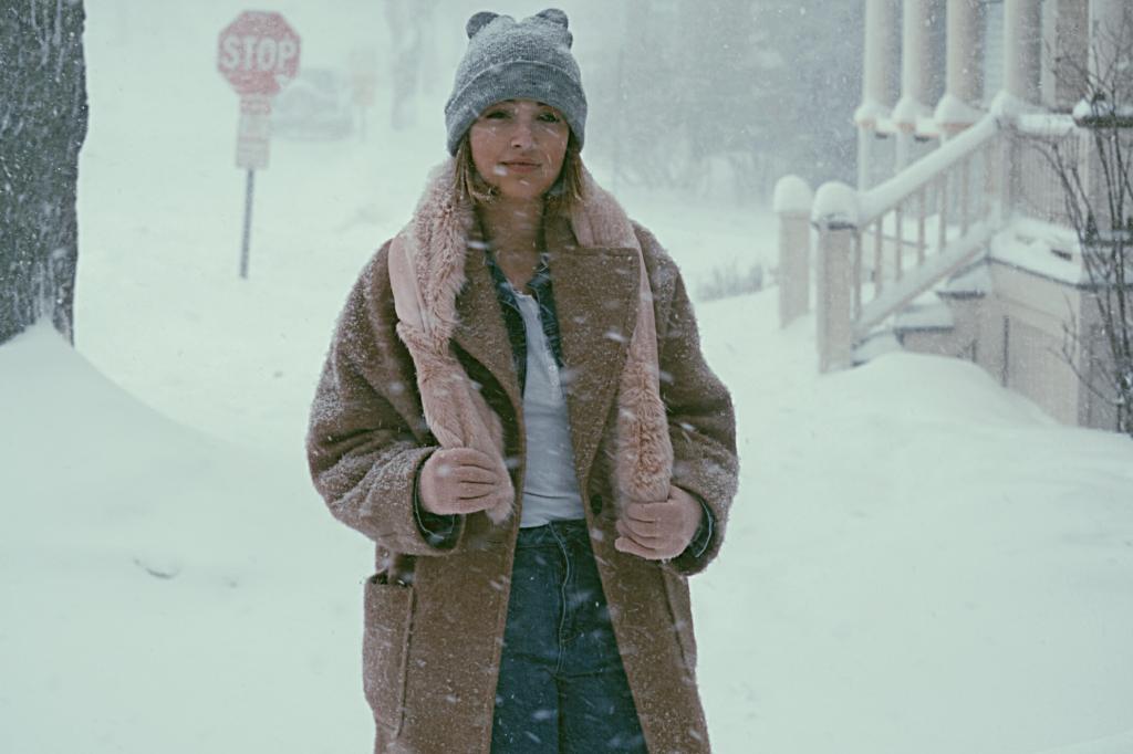 Snow Day Jacket