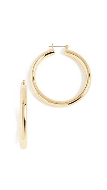 Shopbop Gold Hoops
