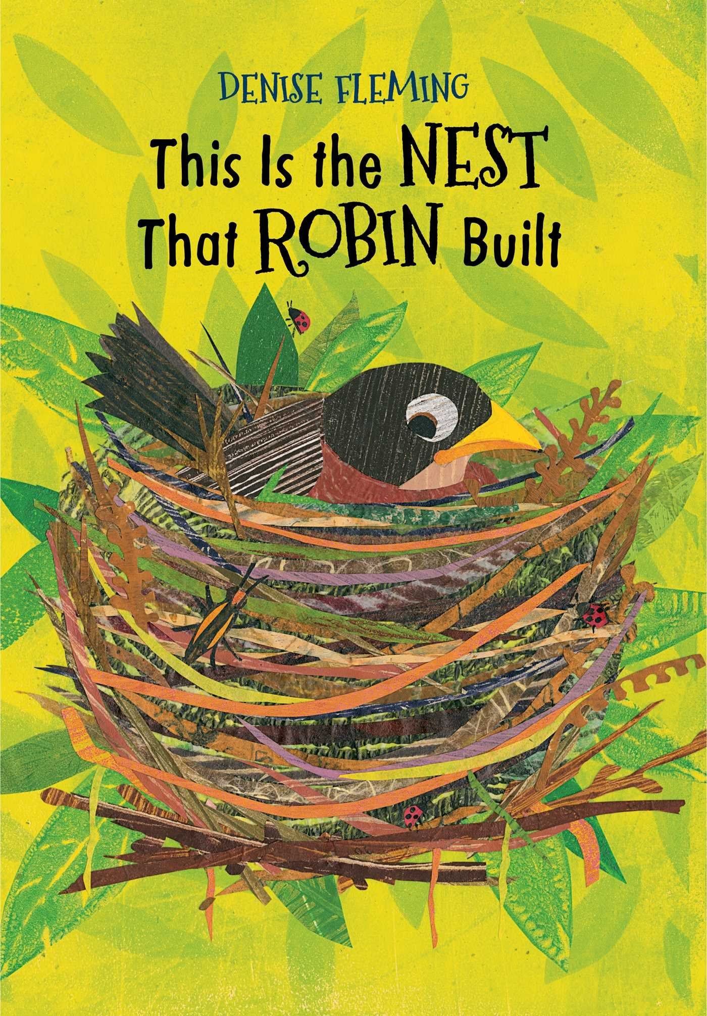 Image of This is the Nest That Robin Built Cover.