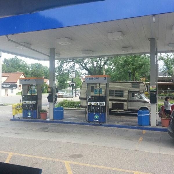 Tesoro Gas Station