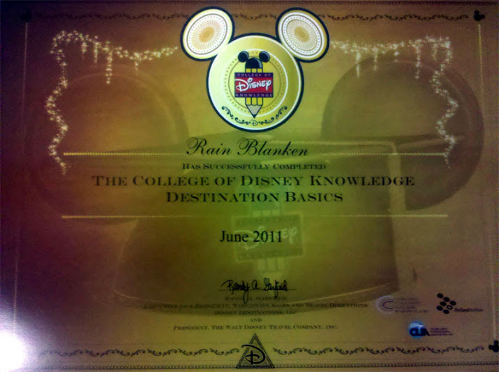 Disney College of KNowldege