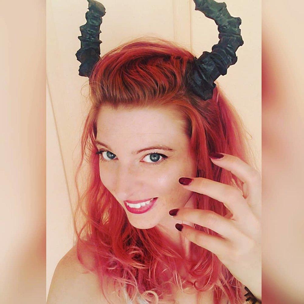 Make Maleficent Horns Diy Tutorial
