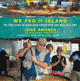 We fed an island - Audiobook directed by Rene Veron