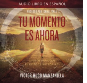 Tu momento es ahora - Audiobook directed and edited by Rene Veron