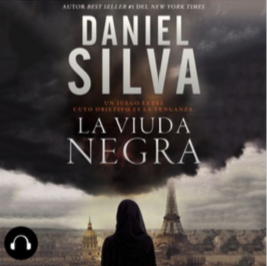 La viuda negra - Audiobook directed and edited by Rene Veron