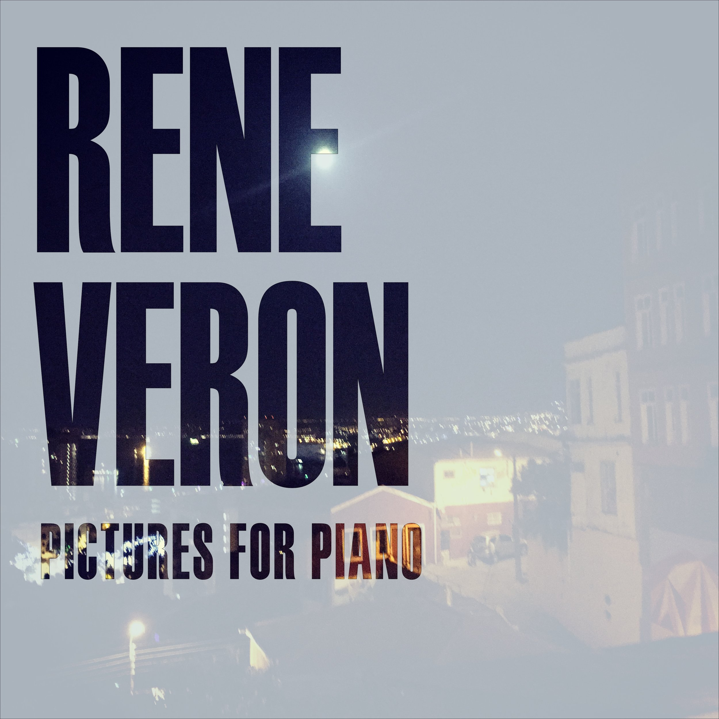 """Pictures for Piano"" by Rene Veron"
