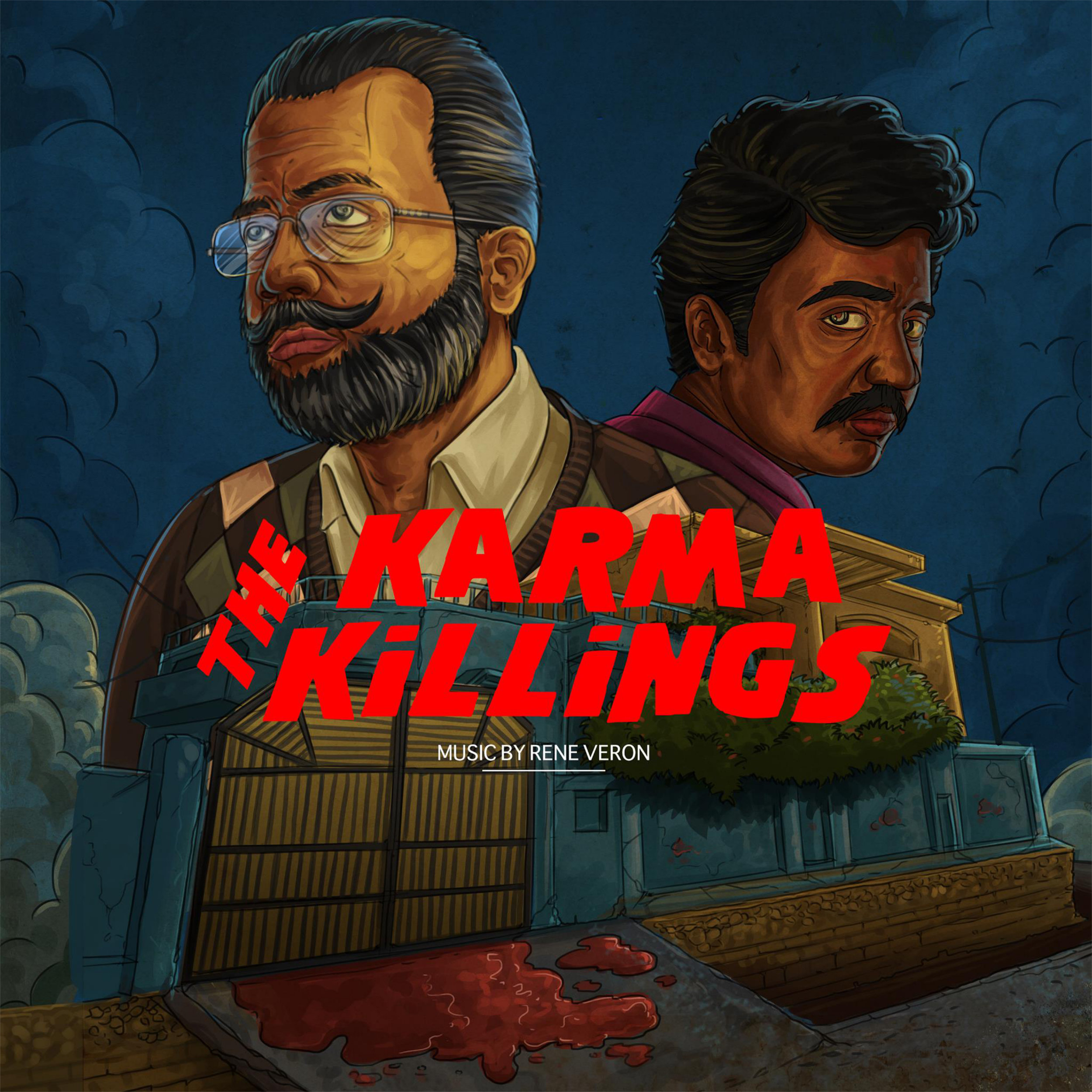 """The Karma Killings"" by Rene Veron"