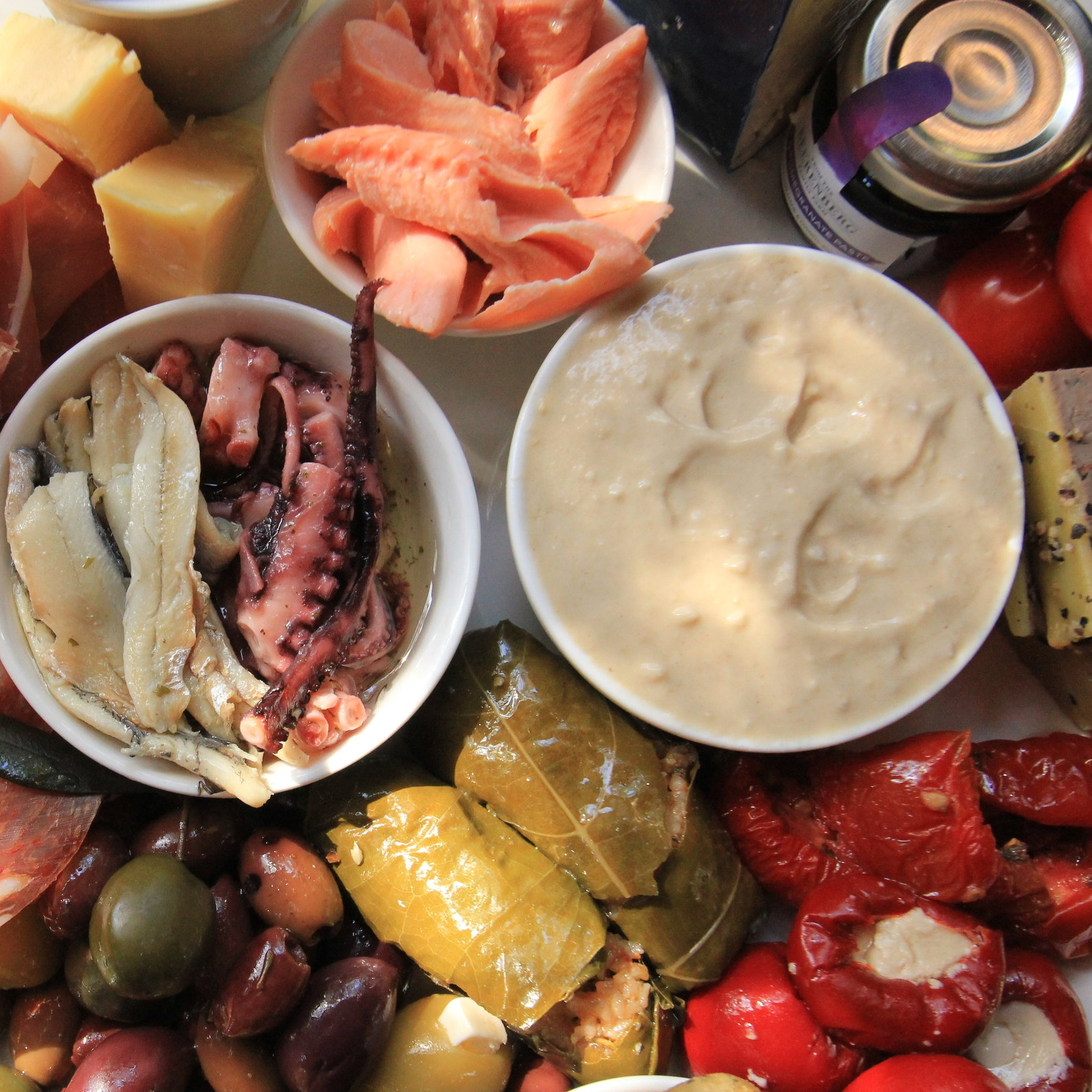 an informal feast.JPG