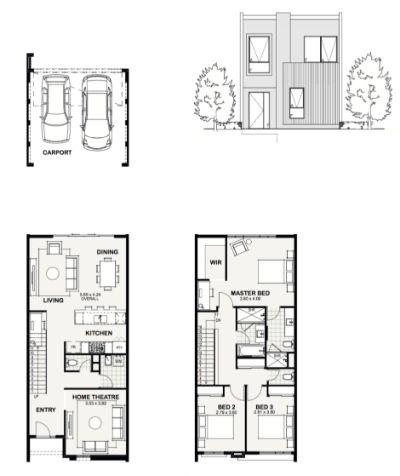 The Soho - Urban Mews_first home buyer perth cockburn central.jpg