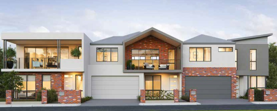 Terrace two storey homes for sale at mojo urban living