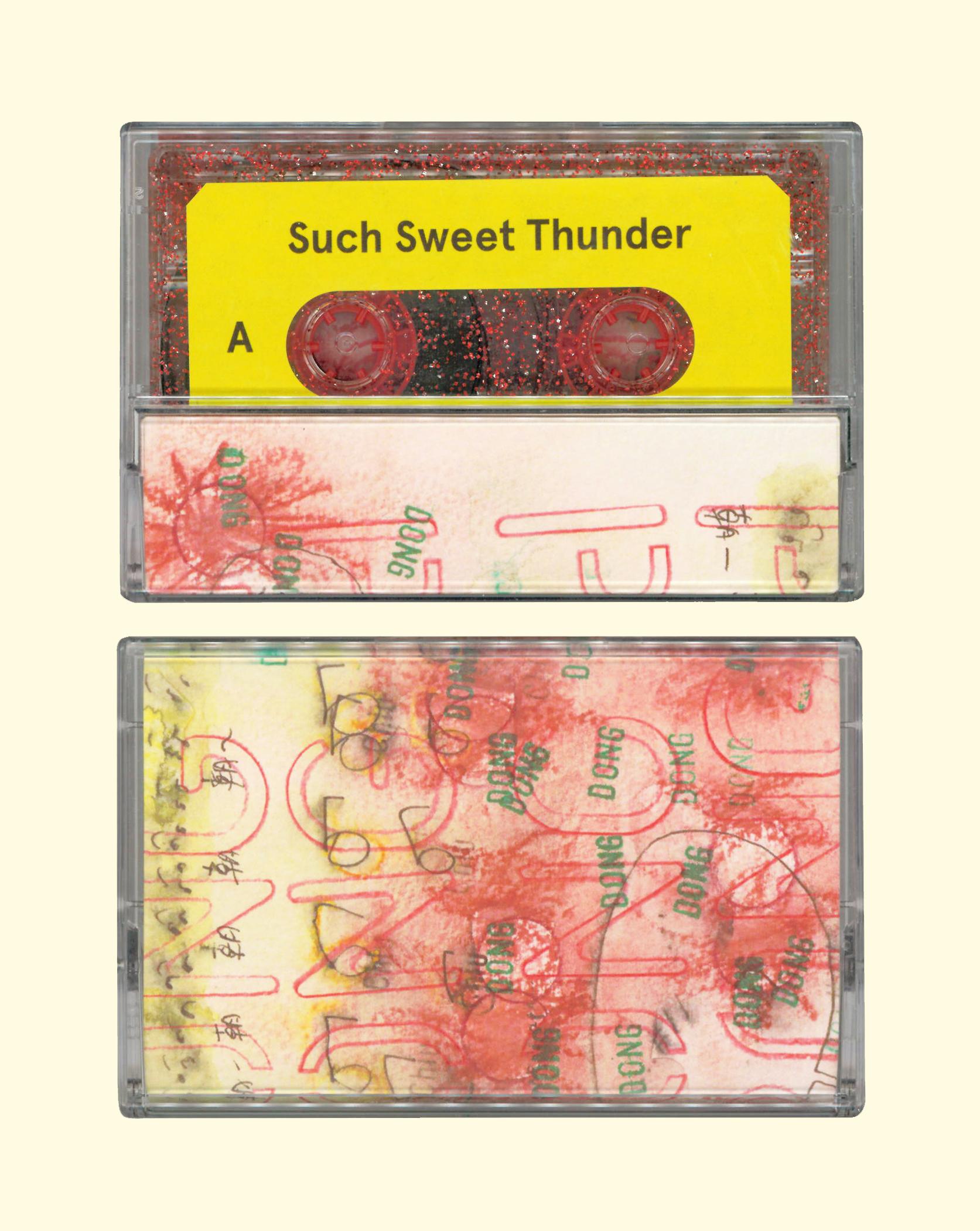 Such Sweet Thunder (Cassette) - Samson Young. Hong Kong: M+, 2017.