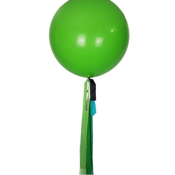 - giant balloons