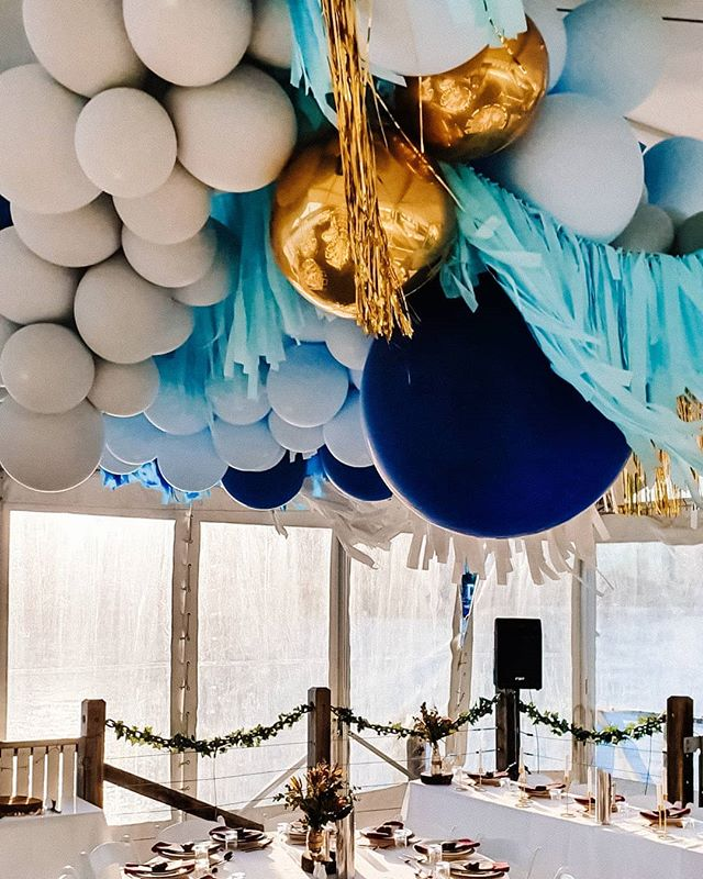 Is there a better combo than tassels and balloons??