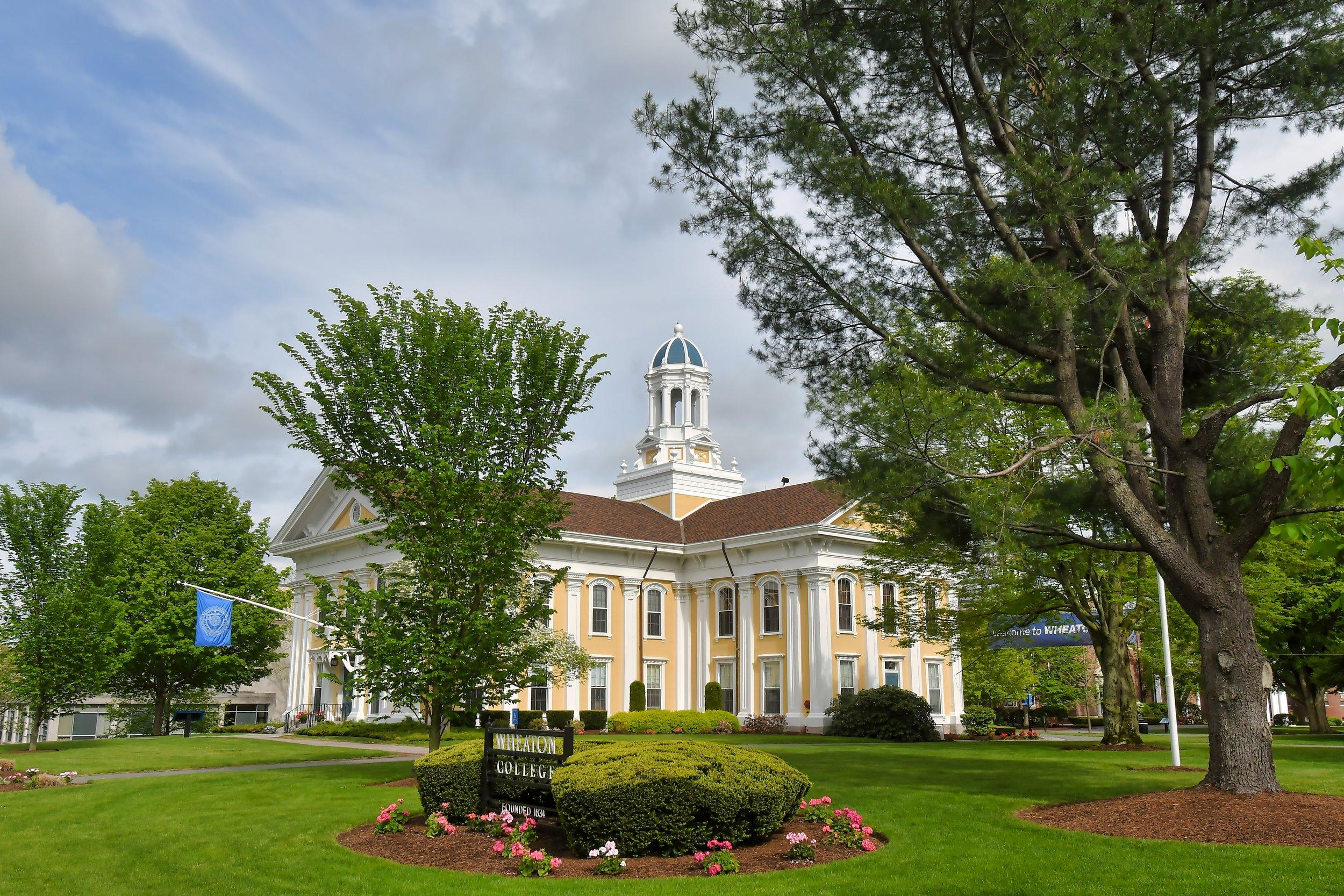 Photo courtesy of Wheaton College Massachusetts