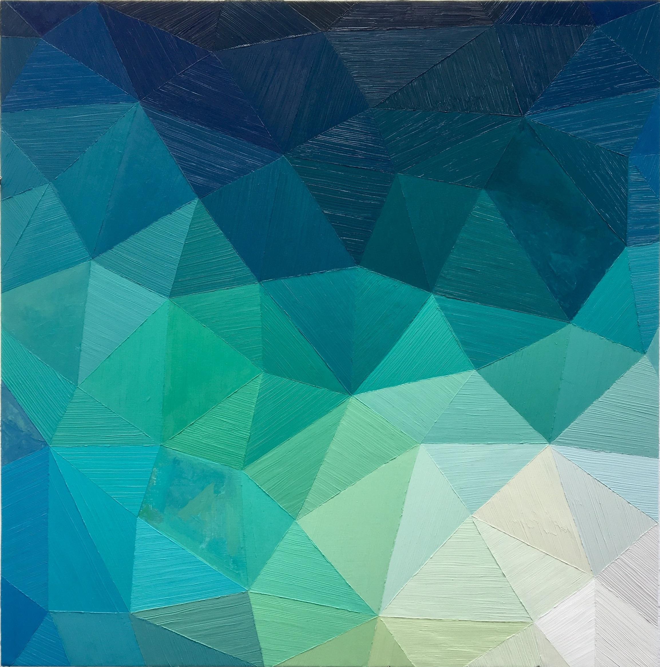Geometric Pentagons -