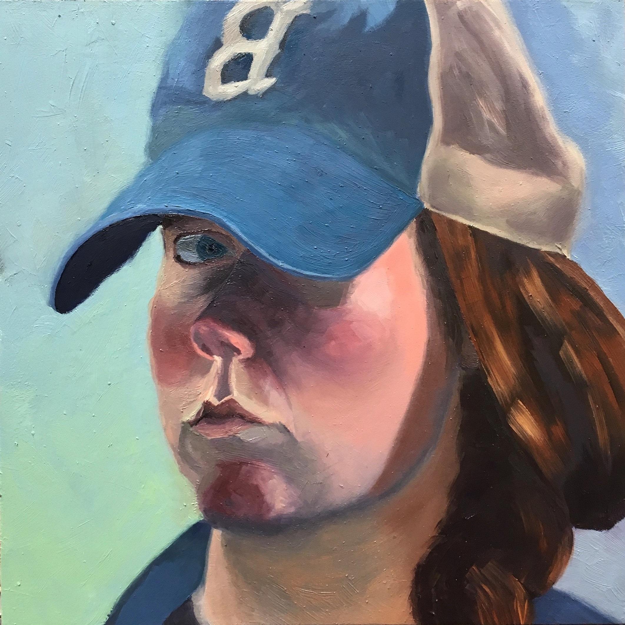 """Self Portrait #2"""