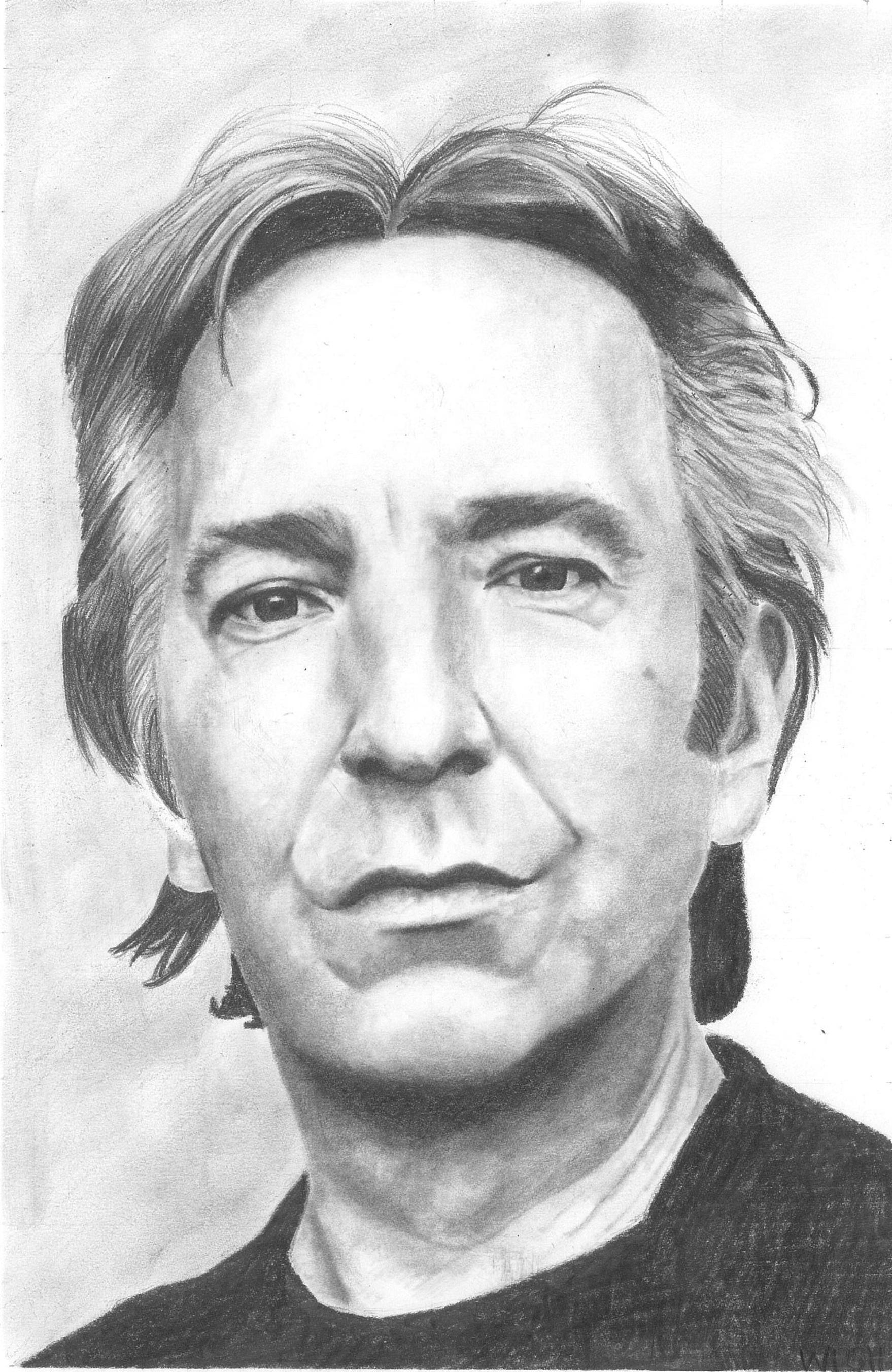 """""""Alan Rickman"""""""