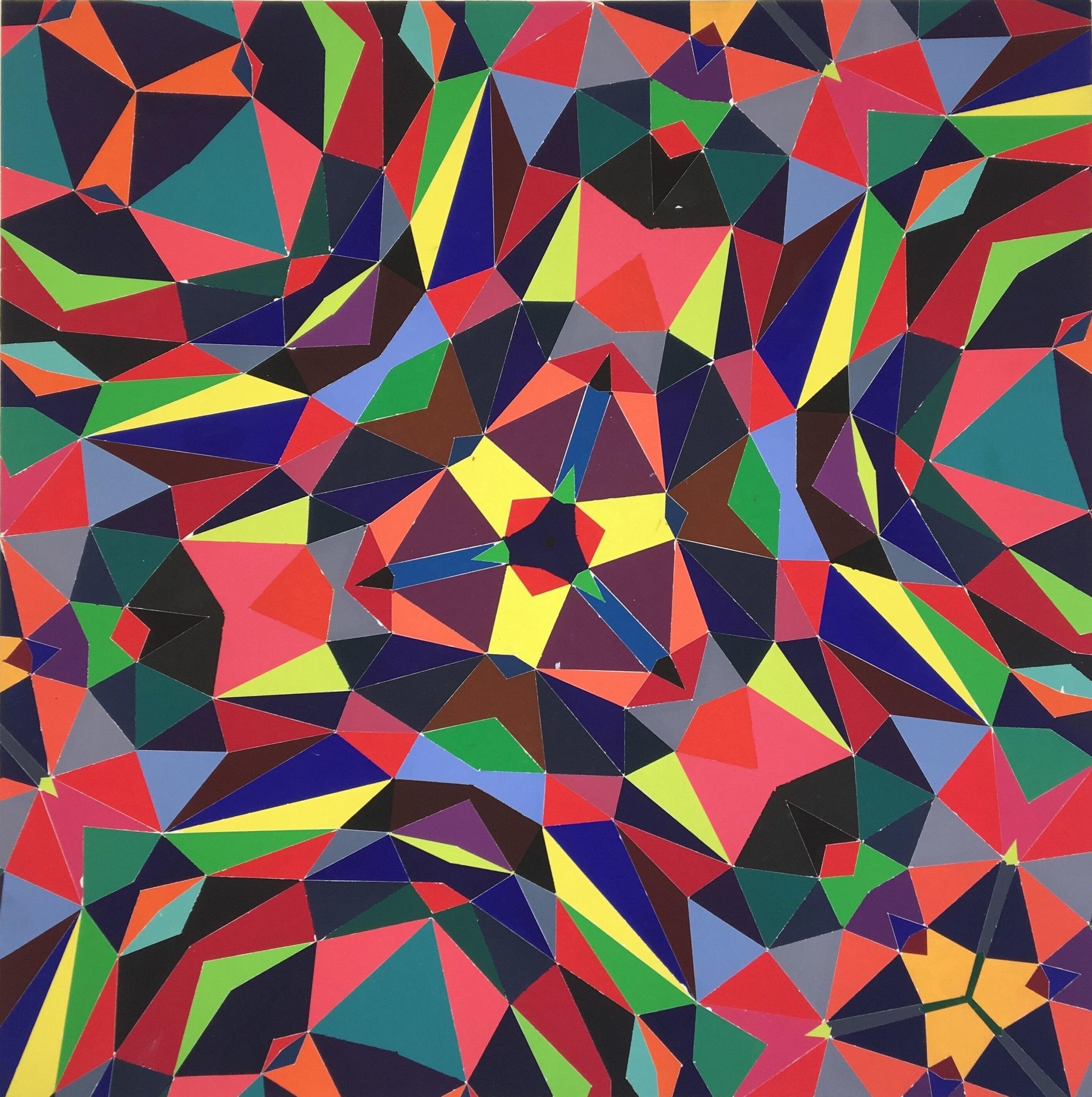 """Kaleidoscope Study #1"""