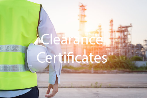 Clearance certificates.png