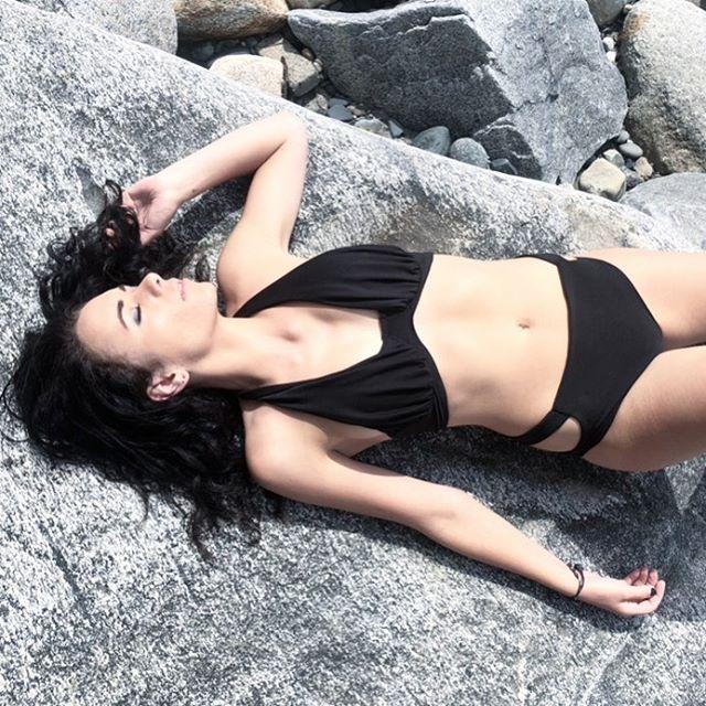 She wasn't afraid to live . . . #bloodmoon #aesthetic #beachfashion #alternativegirl #beachgoth #bohofashion #vancouverfashion #fashion #design #fashiondesign #designer #fashiondesigner #vancouverdesigner #aternative #swimwear #swimsuit #bikini #beachgirl #beachday #gorgeous