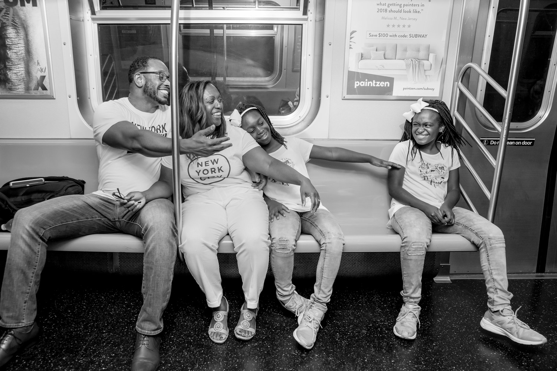 nyc subway photos