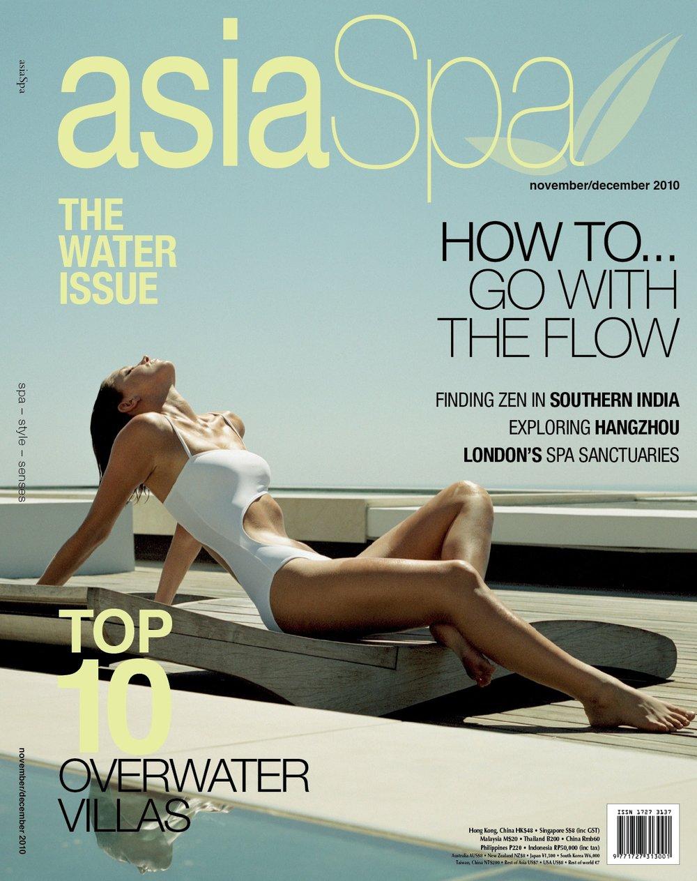Asia Spa Cover