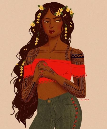 Sampaguita Girl.