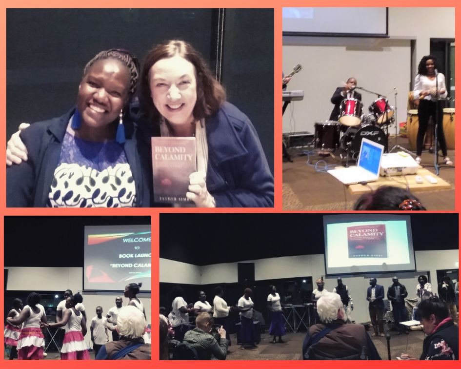 Polio Survivor , Author ,Disability Advocate ,Esther Simbi, & Helen Leach Polio SA