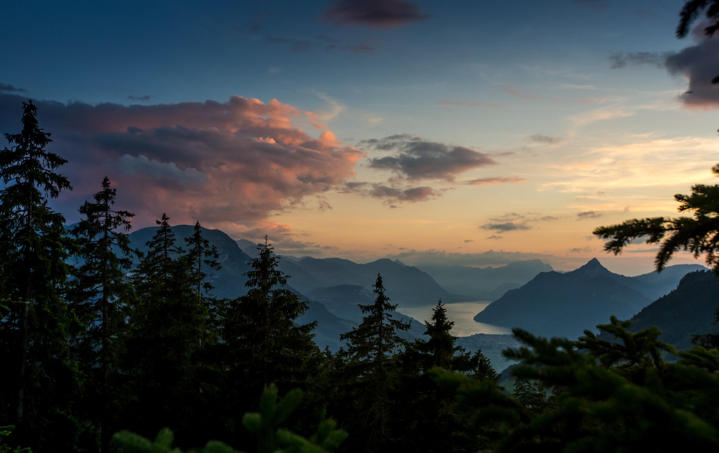 Zugersee - Schweiz