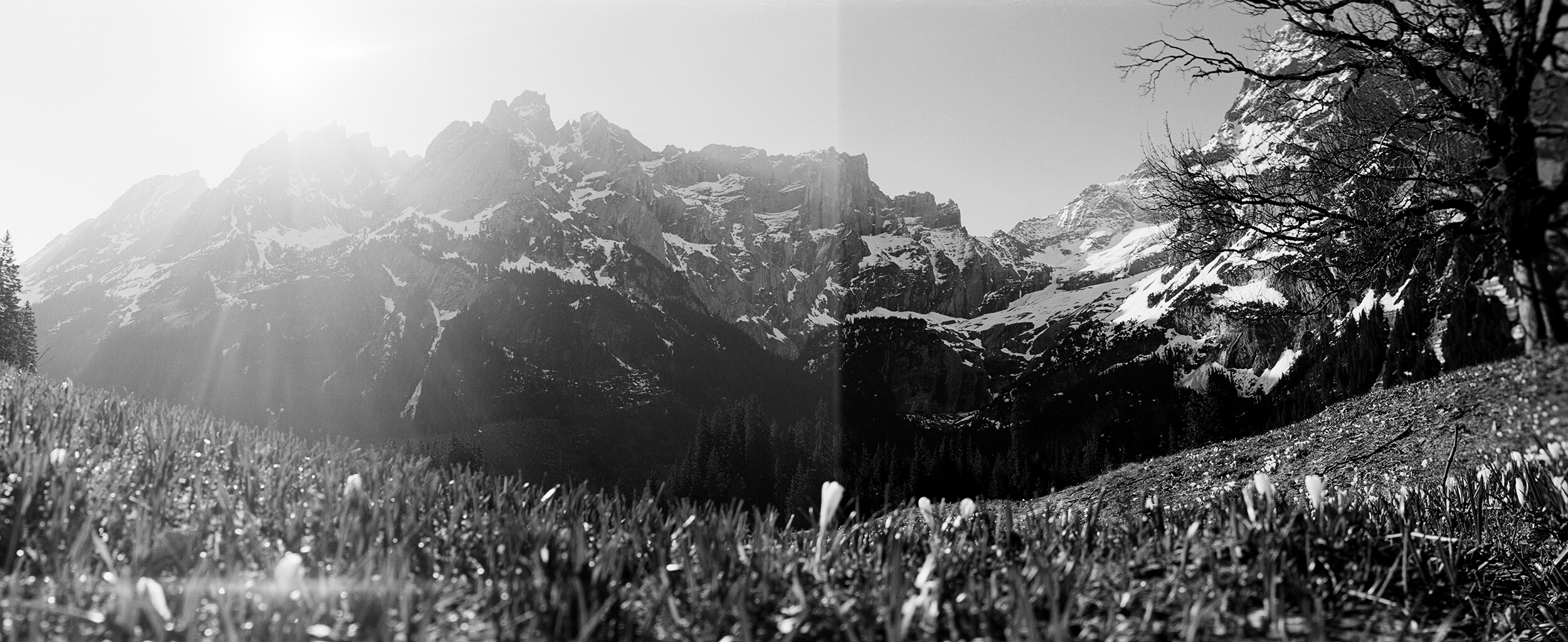 Engelhörner - Berner Oberland 2013