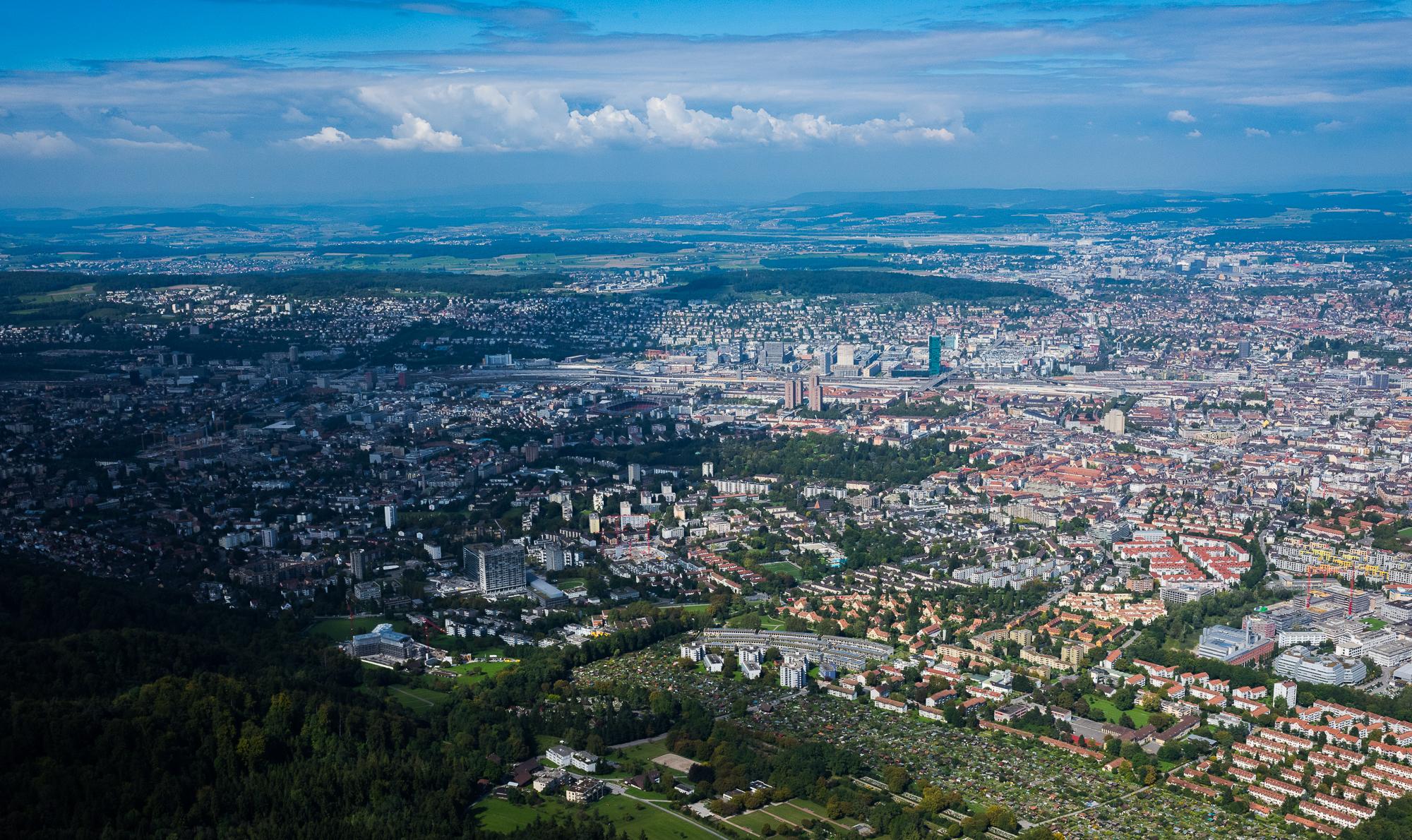 Zürich Halfshadow - 2014