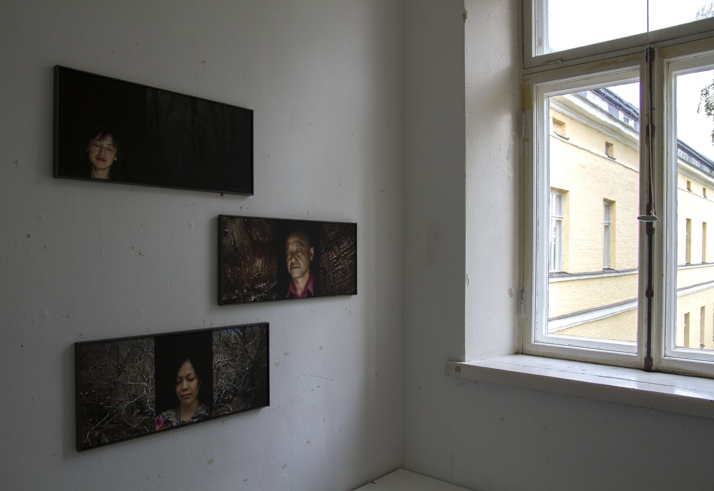Installation view: Sanni Seppo:  Kami  (2009)