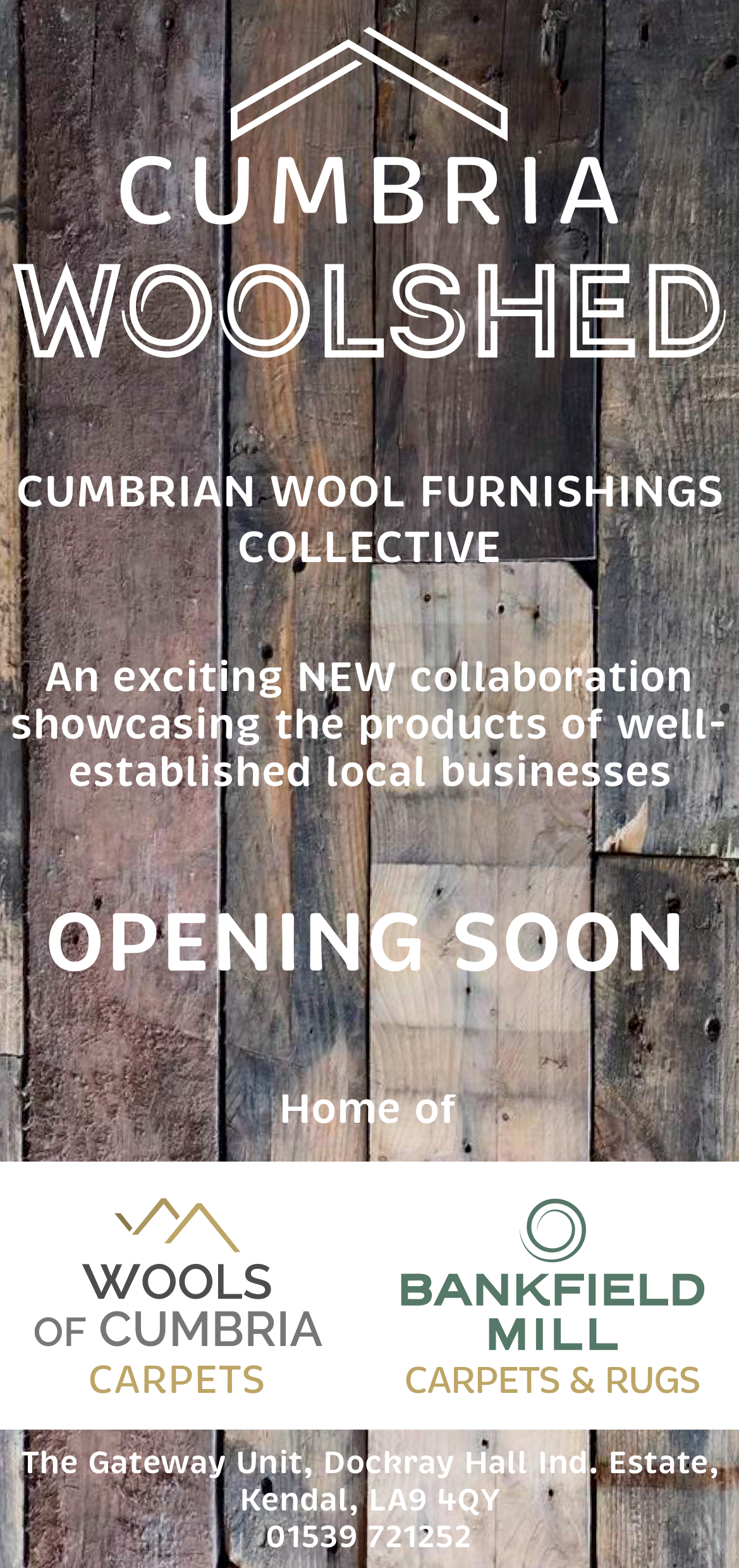 Coming soon to Bankfield Carpets and Rugs. - Watch this space for updates………..