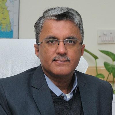 Pravir Pandey - Vice Chairman - Inland Waterways Authority of India