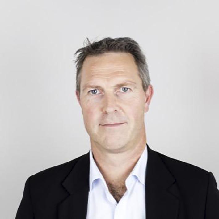 Arne Kollandsrud - CEO and Co-founder - Tidetec