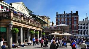 Beautiful Covent Garden