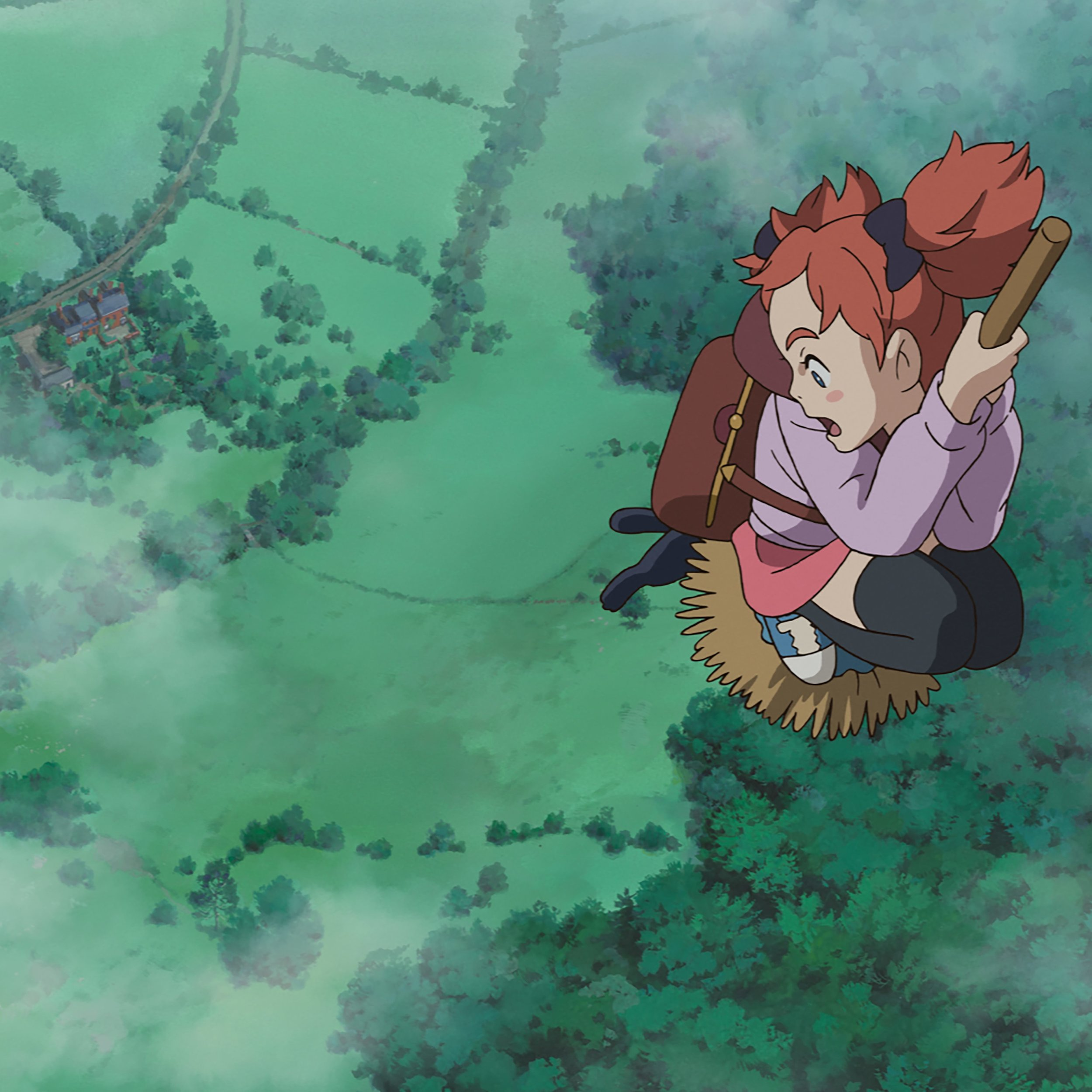 MARY AND THE WITCH'S FLOWER -