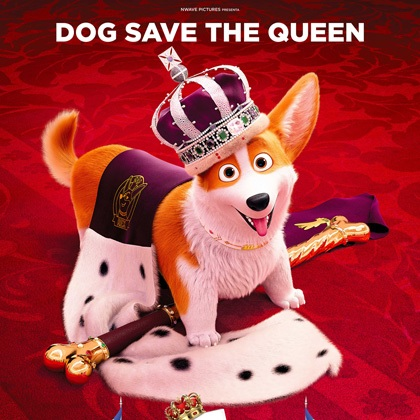 THE QUEEN'S CORGI -