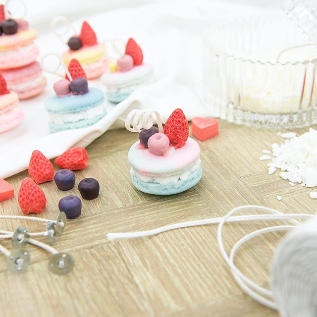 【Ohmira Macaron Candle Workshop!】 Date: 27 Sept (Fri) & 28 Sept (Sat) Fee: $300 (Full redemption on Ohmira's product. Discount applicable only to the day of issuance) Inbox us to register now!!! #havearomanticday