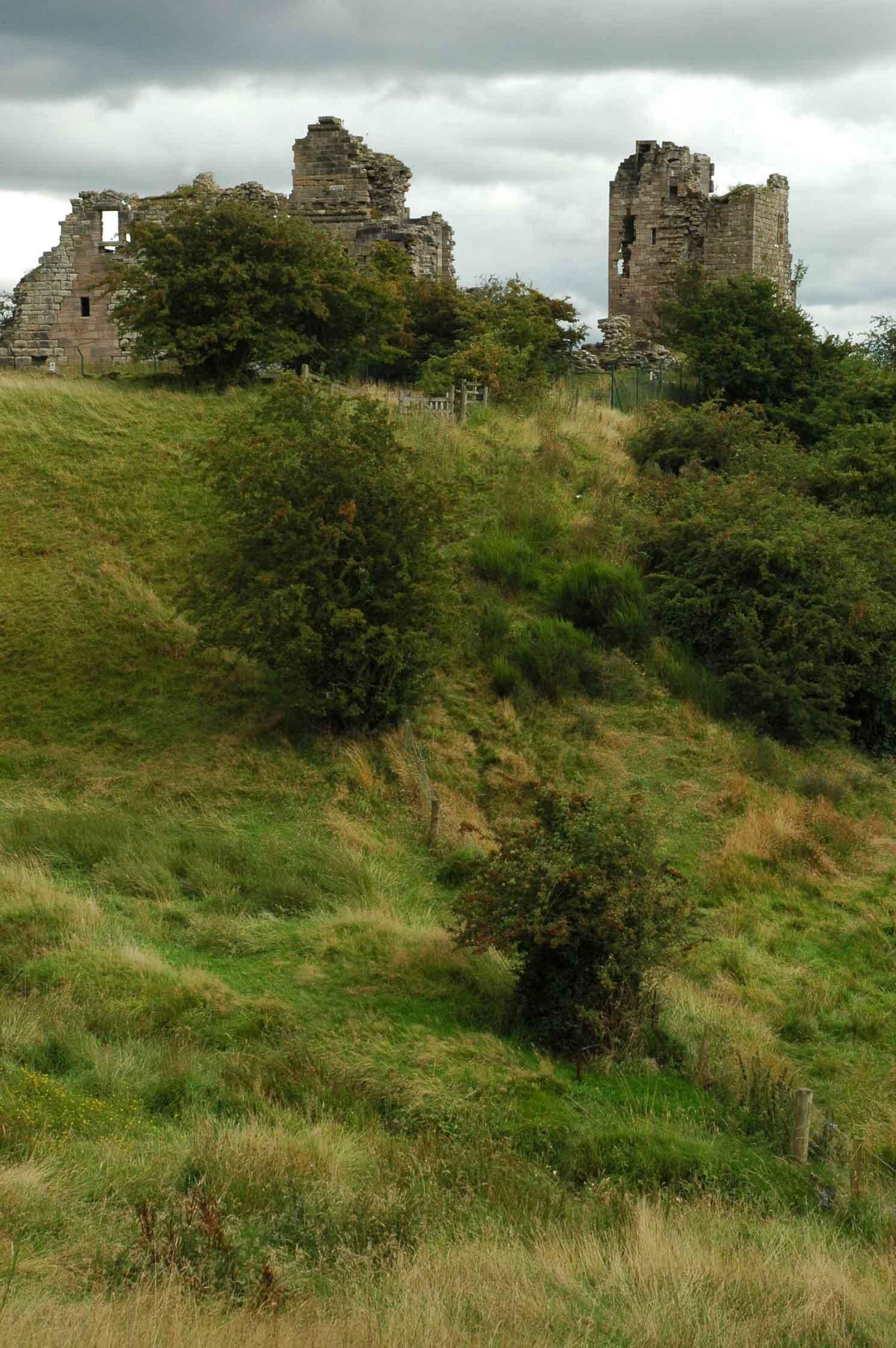 Sanq Castle - Stage 4