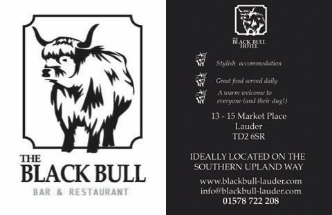 The Black Bull, Lauder