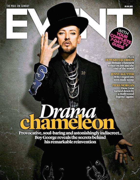 in  EVENT magazine  (UK) august 2015