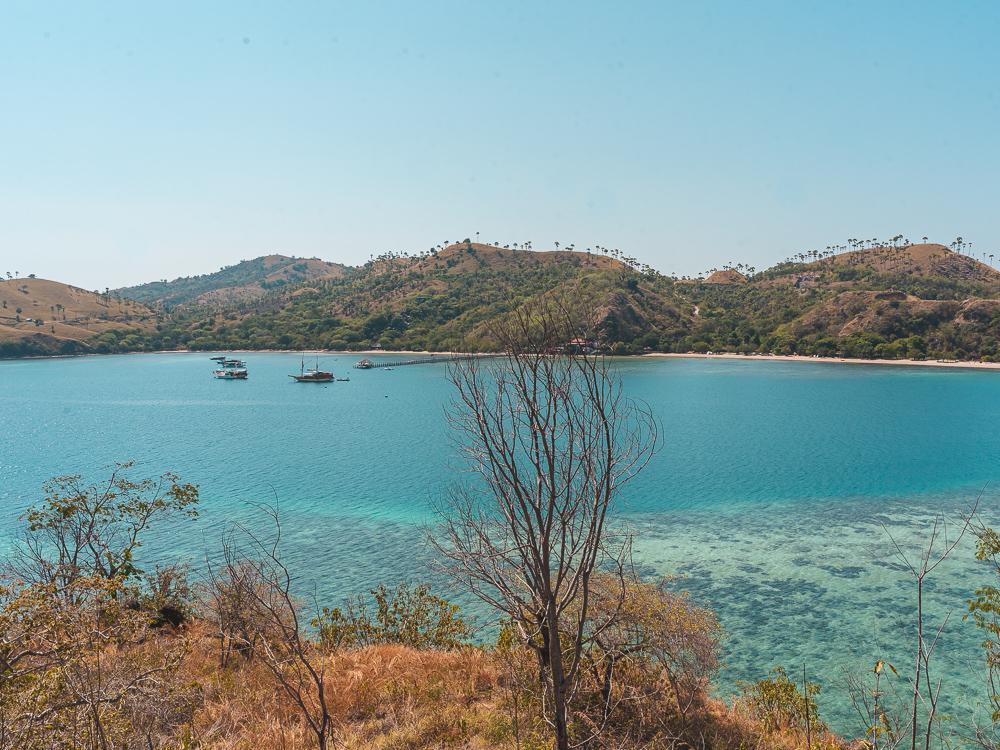 Ilha particular do Ayana Komodo