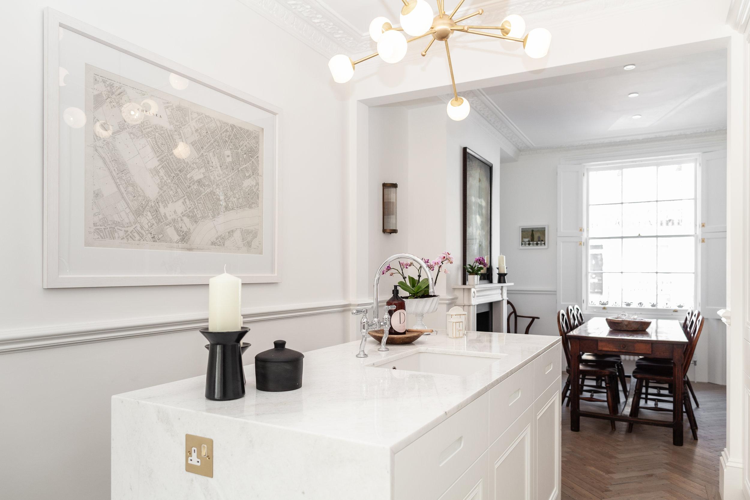 PAPER+WHITE interior designer Cambridge London