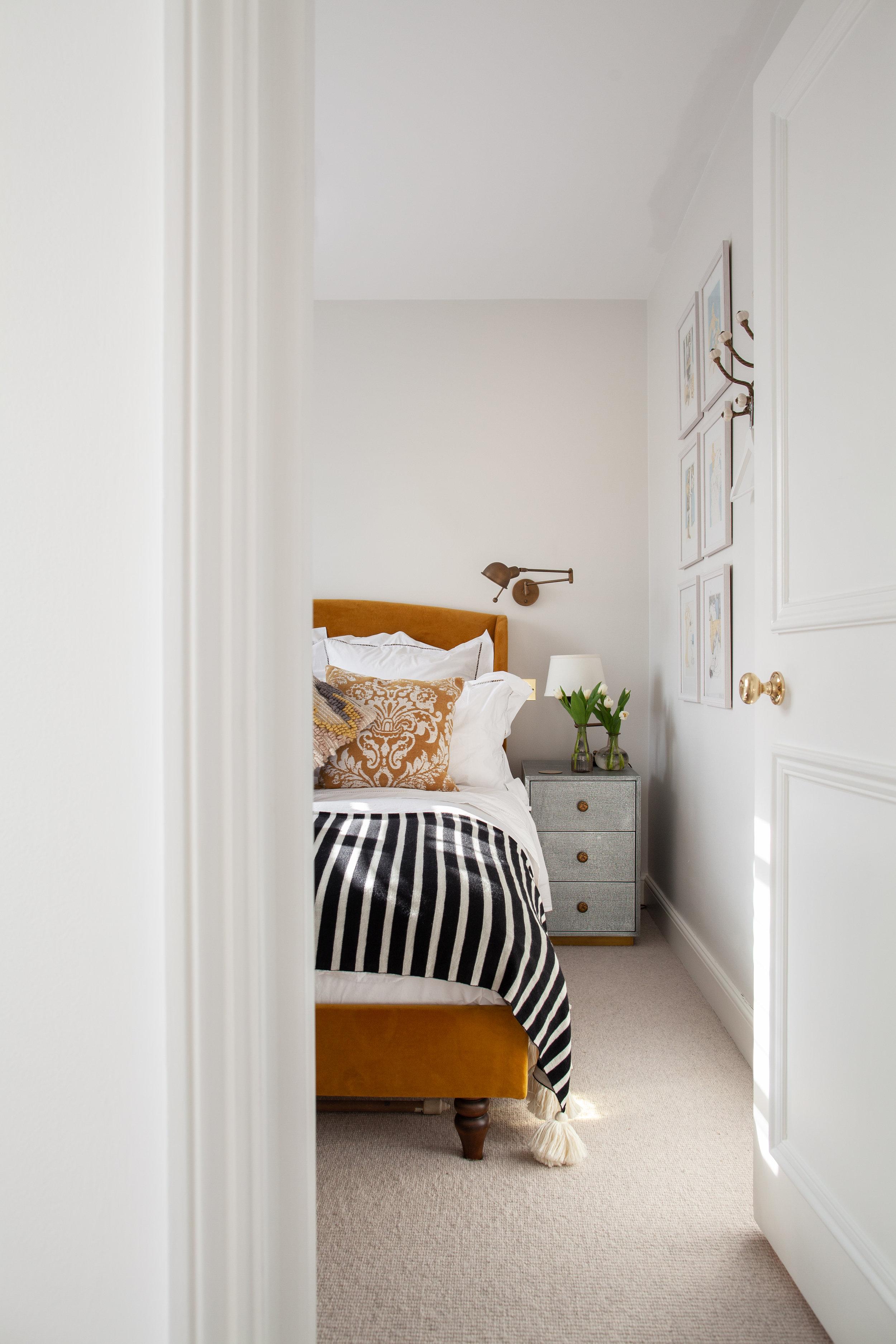 Paper+White interior design Cambridge London